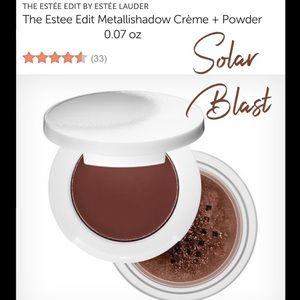 The Estée Edit Matallishadow Crème + Powder